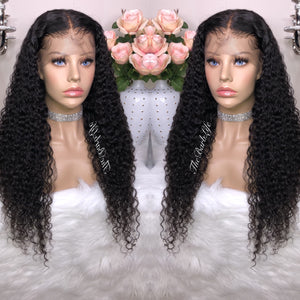 Exotic Wave Custom Lace Frontal Wig