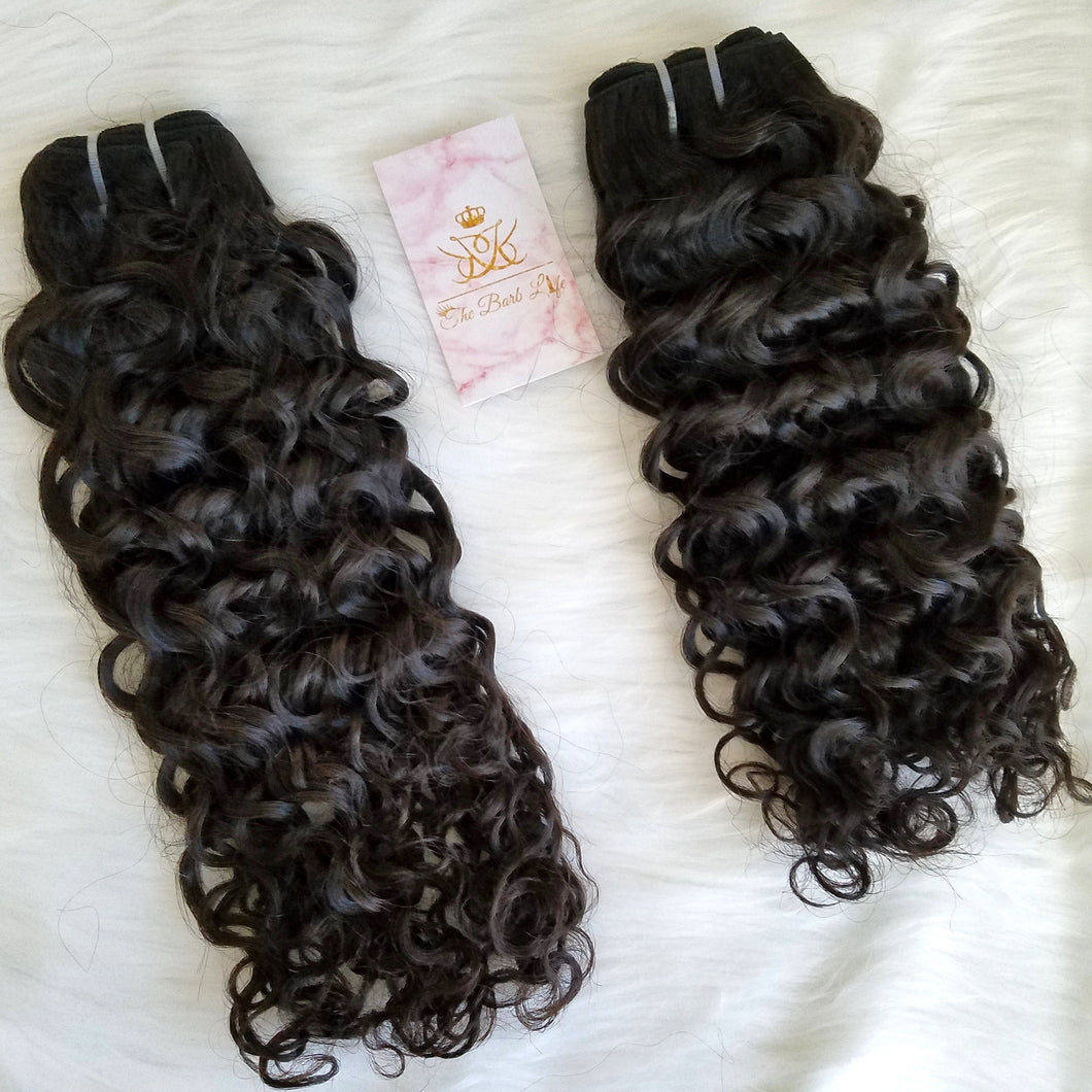 Tropic Wave Extensions - The Barb Life