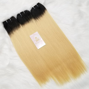 Beach Blonde Vixen Straight Extensions 1B/613