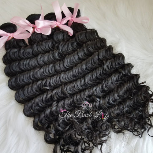 Exotic Wave Extensions