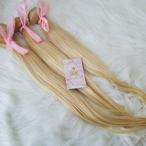 Beach Blonde Vixen Straight Extensions