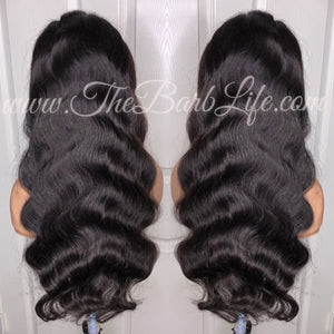 Body Babe Full Lace Wig