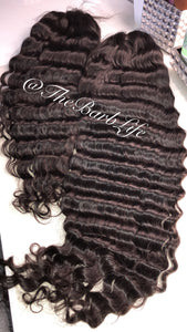 Ocean Wave Full Lace Wig - The Barb Life