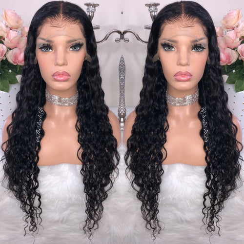 Dream Wave Custom Lace Frontal Wig
