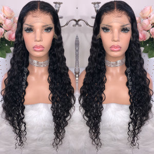 Dream Wave Custom Lace Frontal Wig - The Barb Life