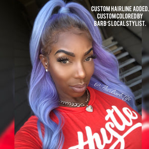 Beach Blonde Full Lace Wig - The Barb Life