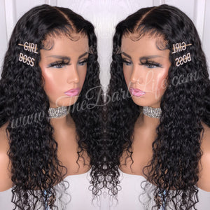 Dream Wave W/ HD LACE Custom Closure Wig