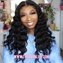 Load image into Gallery viewer, Body Babe W/HD LACE Custom Closure Wigs