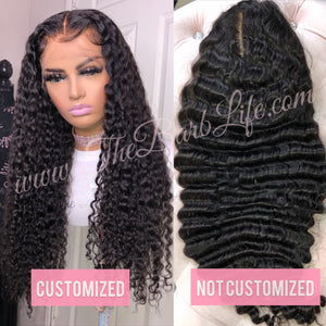 Dream Wave 6x6 Lace Frontal Wig