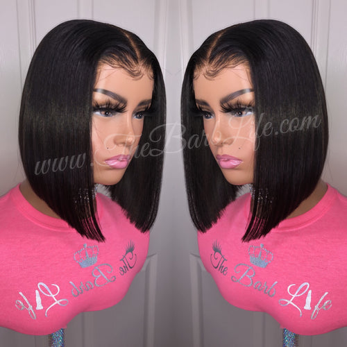 MIMI Custom Closure Wig