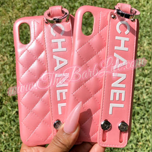 Posh Quilted Phone Case