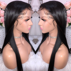 Vixen Straight Custom Lace Frontal Wig