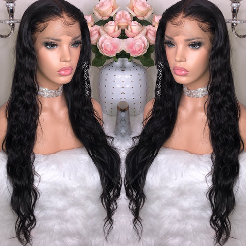 Body Babe Custom Lace Frontal Wig
