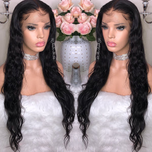 Body Babe Custom Lace Frontal Wig - The Barb Life