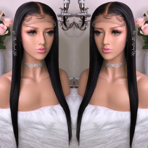 Body Babe Custom 5x5 Closure Wigs - The Barb Life