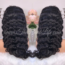 Load image into Gallery viewer, Ocean Wave Full Lace Wig - The Barb Life