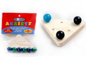 Anxiety Magnetic Marble Brain Teaser