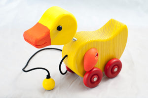 Pull Duck Toy