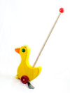 Push Duck with Flapping Feet
