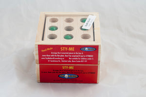 Sty-me brain teaser puzzle