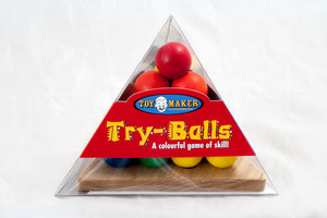 Try-Balls Brain Teaser