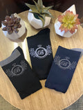 NEW Womens Riding Socks - Black, Grey & Navy