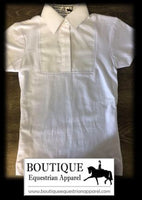 BEA Standard Collar T Shirt Style Shirt - White