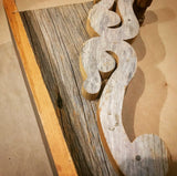 The Sherman Barnwood Corbel
