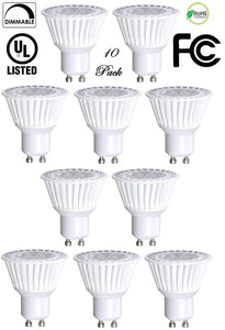 GU10 LED Bulbs