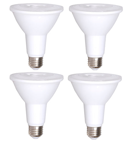 PAR30 LED Bulb Dimmable Outdoor Indoor Spot Light Bulb Halogen Bulb Replacement 3000K Soft White 850 Lumen UL Listed