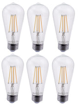 Bioluz LED ST64 Vintage Filament LED Squirrel Cage