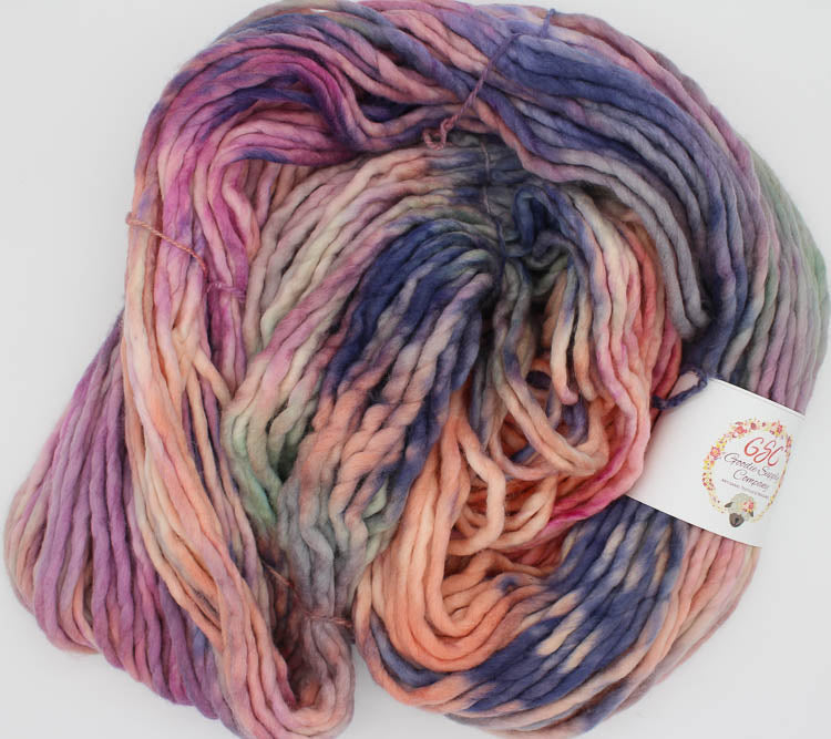 Big Fat Singles Yarn: Melted Ice Cream