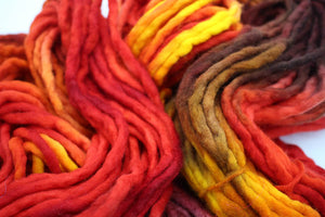 Big Fat Singles Yarn: Desert Sunset
