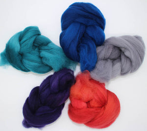 Fiesta Merino Solids Pack
