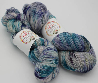 Fingering/Sock SW MCN: Ice Queen