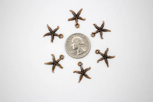 Charms Pack: Starfish