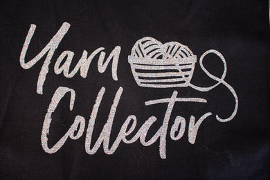 Tote Bag: Yarn Collector