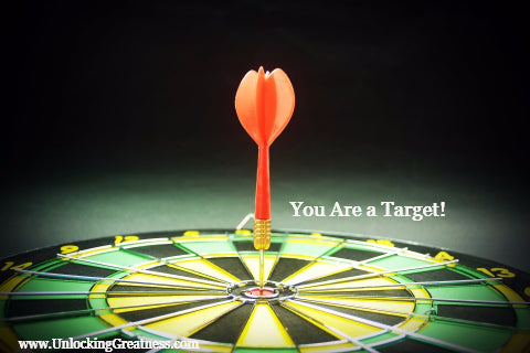 You Are A Target!