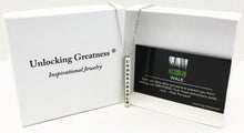 Unlocking Greatness® Unbreakable Necklace +Walk Card