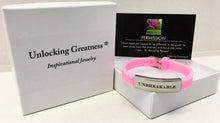 Unlocking Greatness® Unbreakable Bracelet +Permission Card