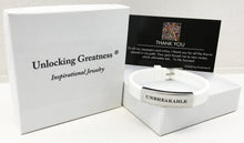 Unlocking Greatness® Unbreakable Bracelet +Thank You Card