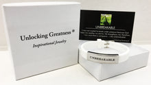 Unlocking Greatness® Unbreakable Bracelet +Unbreakable Card