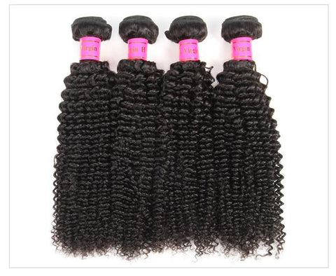 Bestsojoy 10A Malaysian Deep Curly 4 Bundles 100% Malaysian Curly Human Hair Bundles Top Human Hair Extensions
