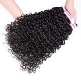 Bestsojoy 10A Peruvian Water Wave Hair 3 Bundles 100% Unprocessed Peruvian Curly Human Hair  Weave Bundles