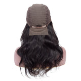13x4 Lace Front Human Hair Wigs Pre Plucked Hairline Brazilian Body Wave Lace Frontal Wig with Baby Hair for Women Virgin
