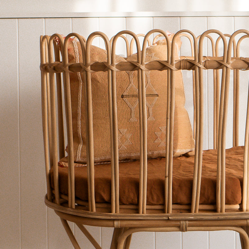 Bailey Cane Bassinet