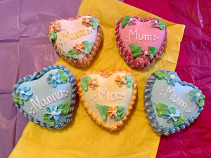 Mother's Day Heart's & Father's Day Heart's