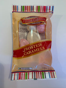 Frosted Caramels