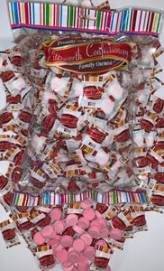 Pittsworth Musk Lollies Individually Wrapped
