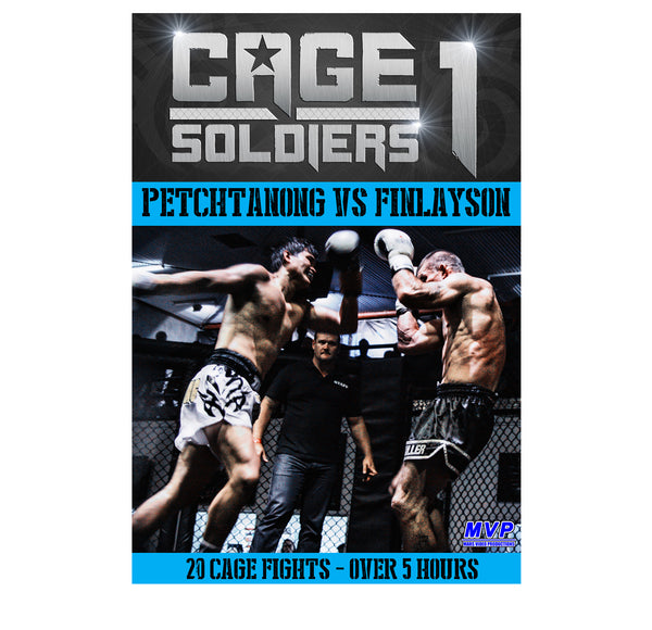 CAGE SOLDIERS 01